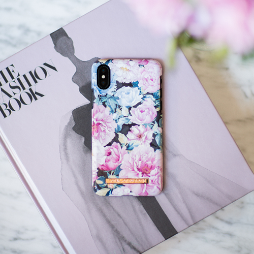[iDEAL OF SWEDEN] FASHION CASE S/S18 IPHONE X/XS/XS MAX PEONY GARDEN