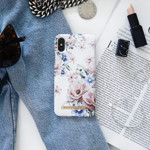 [iDEAL OF SWEDEN] FASHION CASE S/S17 IPHONE X/XS/XS MAX FLORAL ROMANCE