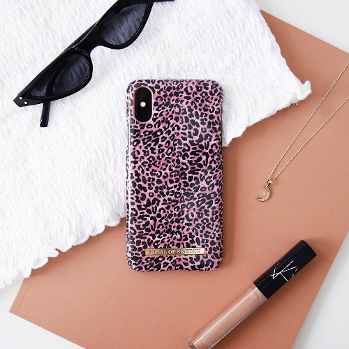 [iDEAL OF SWEDEN] FASHION CASE S/S19 IPHONE X/XS LUSH LEOPARD